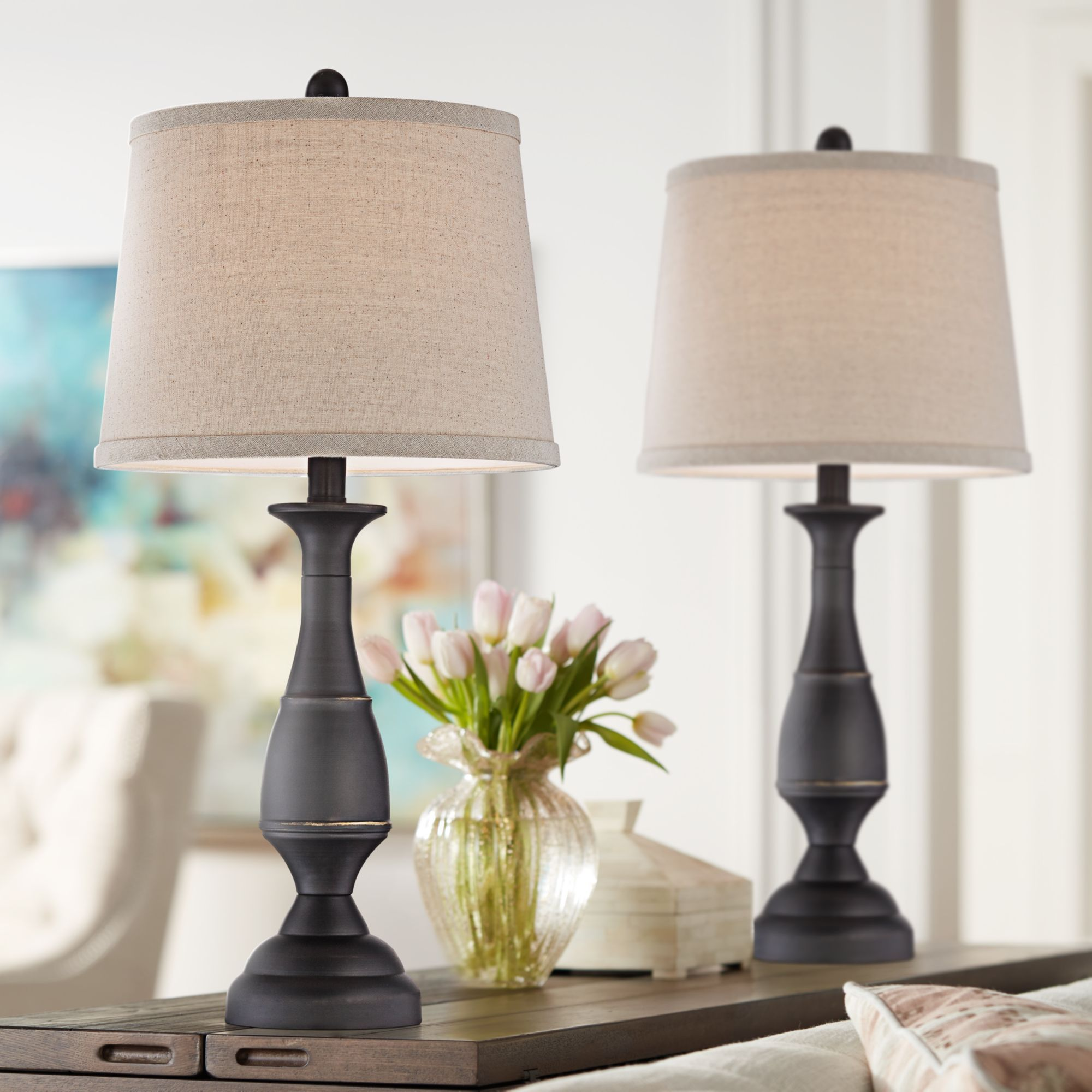 Home With Images Traditional Table Lamps Table Lamp Sets