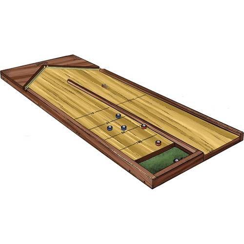 Project Tabletop Shuffleboard