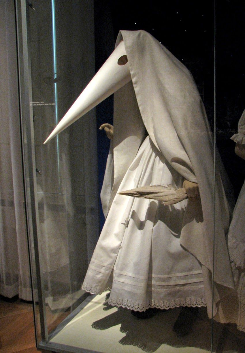 Plague Doctor Mask Museum of The Plague Doctor Masks ...