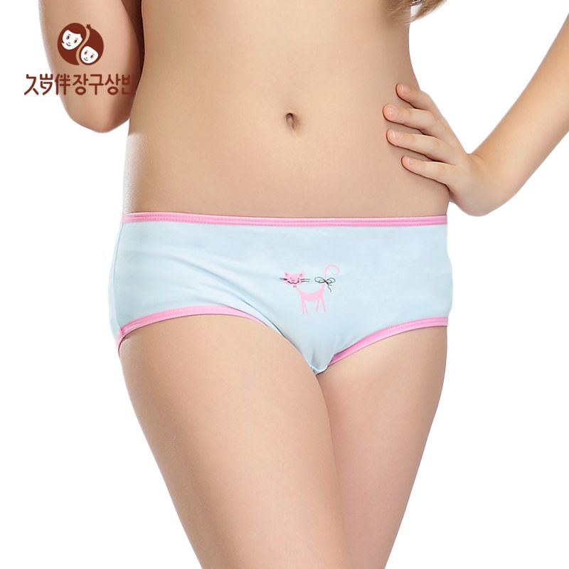 Summer Style Female Underwear Shorts Girls Kids Clothes Girl ...