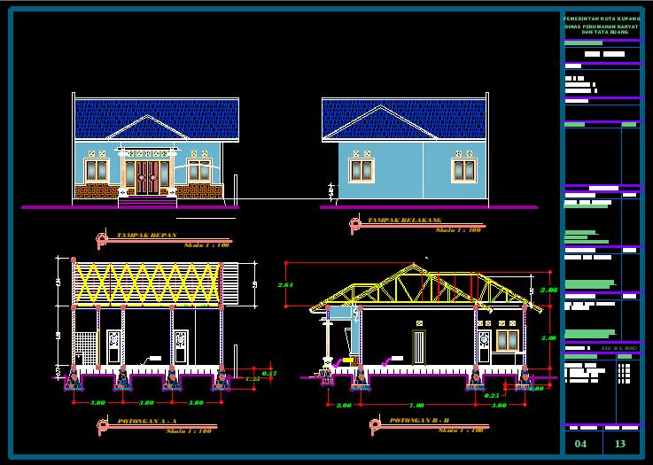 Aplikasi Untuk Menggambar Bangunan Di Pc
