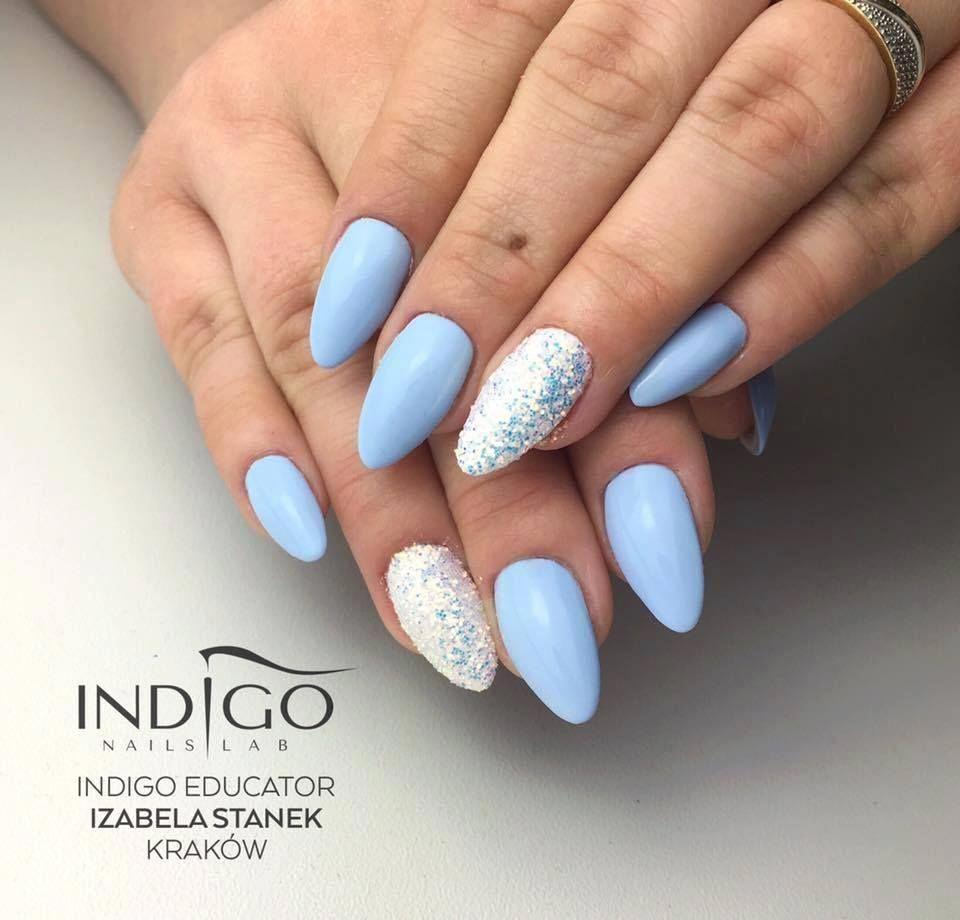 Call Me A Unicorn Cinderella Pixel Effect By Indigo Educator Izabela Stanek Krakow Nails Nail Indigo Quinceanera Nails Homecoming Nails Cinderella Nails