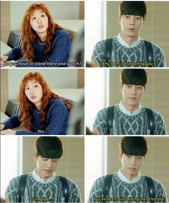 The Trap -Cheese In The Trap - What's Wrong With Secretary Kim? Very funny and sweet romantic co