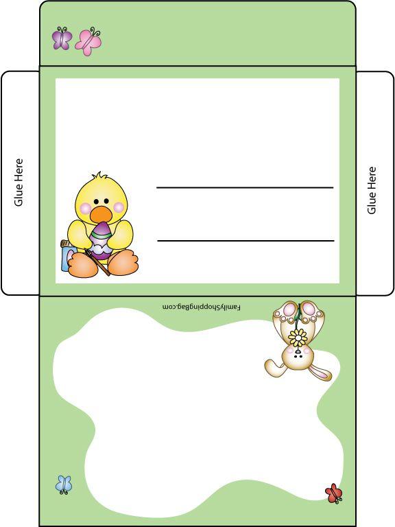 Moldes de sobres para imprimir - Imagui | Dolly miniatures ...