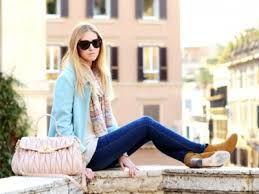 Spring fashion casual wear