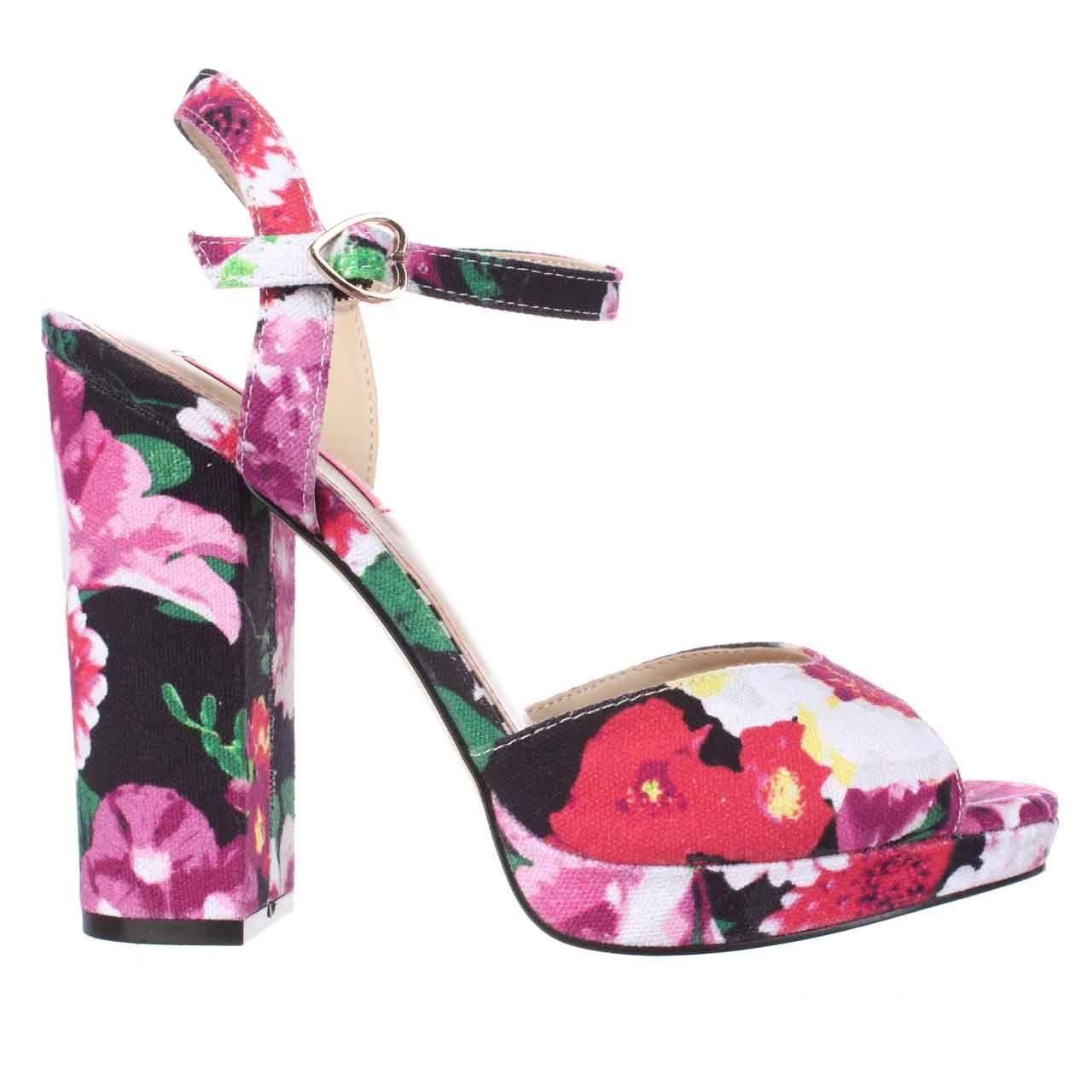 66b924cc5b6 Betsey Johnson Isla Ankle Strap Dress Sandals