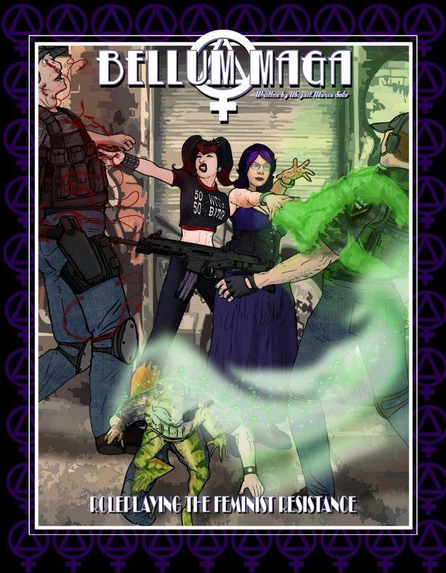 Bellum Maga - Novus Dea | DriveThruRPG com | look up | Movie