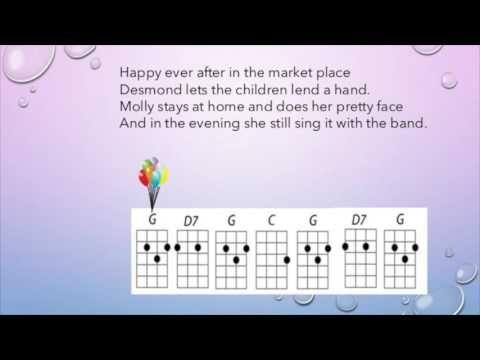 Madison : Play along ukulele songs youtube