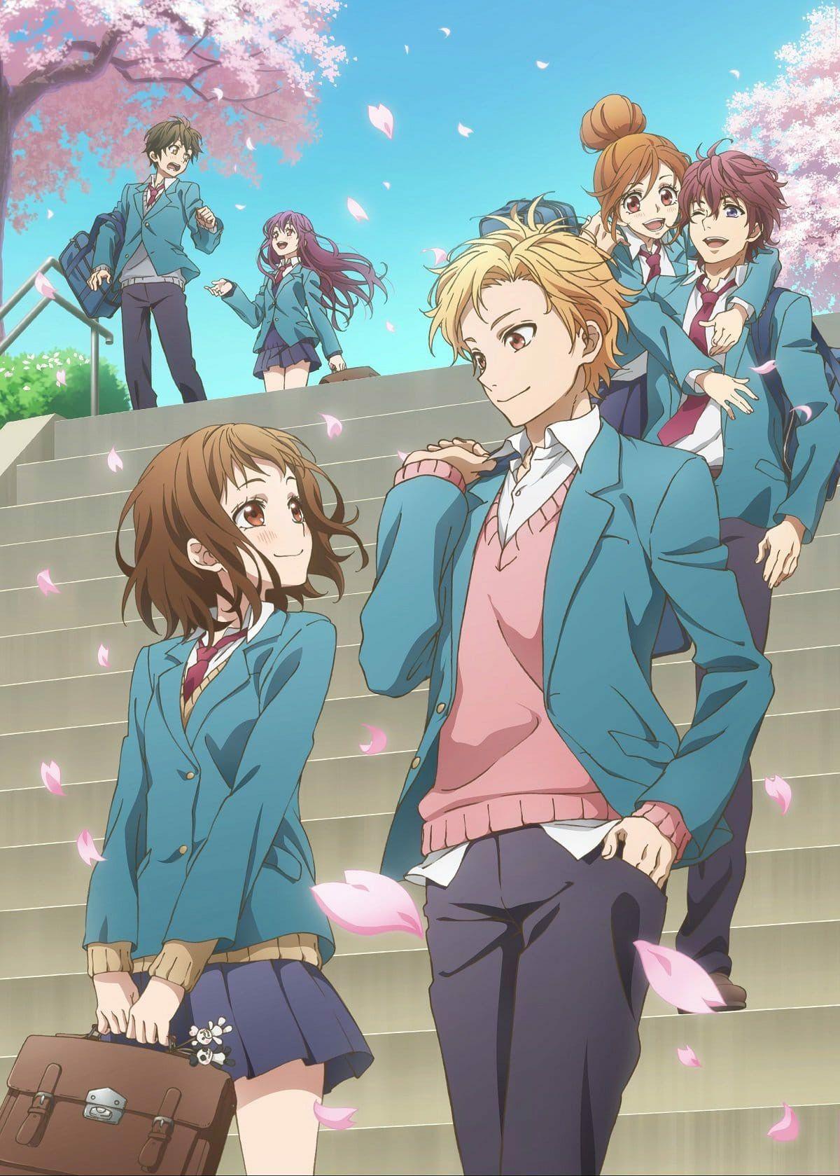 Cosas Que Nunca Me Pasarán Anime Kawaii Casais