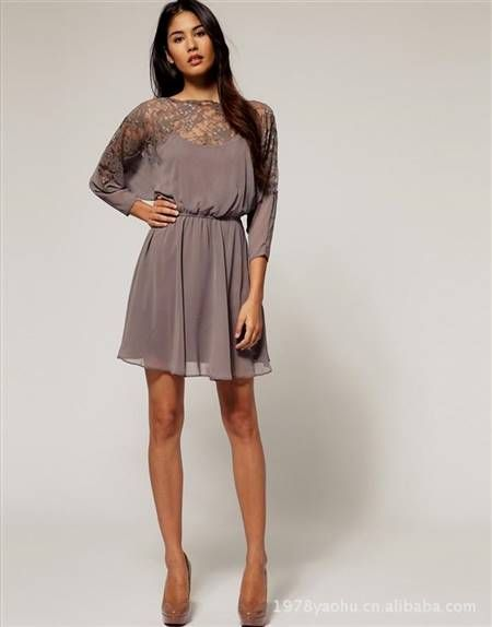 Awesome short summer dresses with long sleeves 2017-2018 | dresses ...