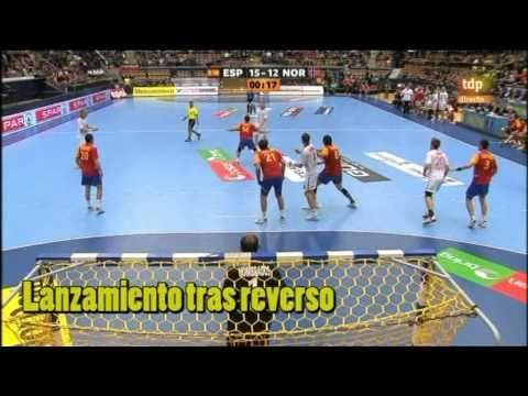 Jugadas De Balonmano Mundial De Suecia 2011 Balonmano Suecia Jugar