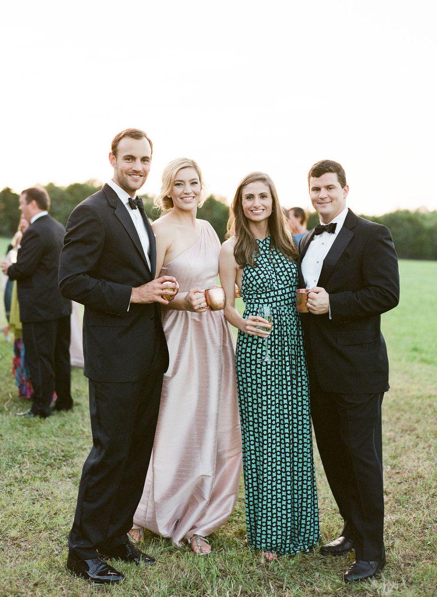 Formal Wedding Guest