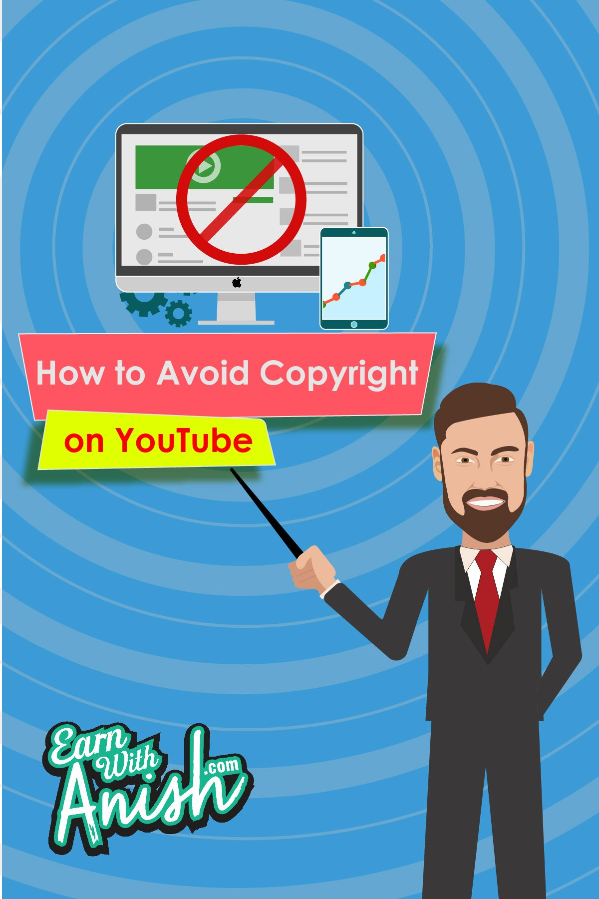 How to Avoid Copyright on YouTube [ 10 Proven Tips to Rock