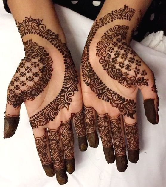 Cool Henna Designs For Girls: 30+ Cool Henna Designs For Women (2019) Part1