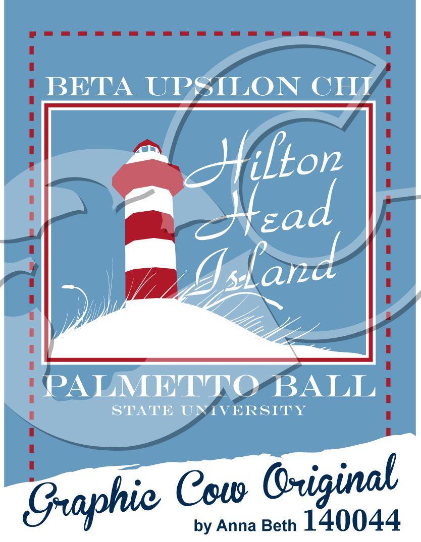 Hilton head formal lighthouse and frame grafcow formal