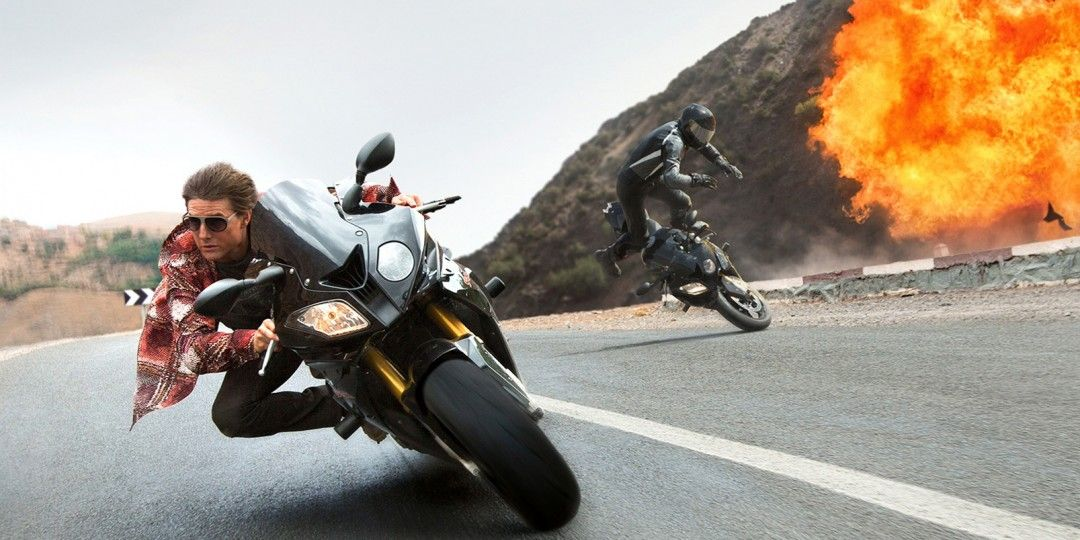 Mission: impossible - Rogue Nation - Tom Cruise