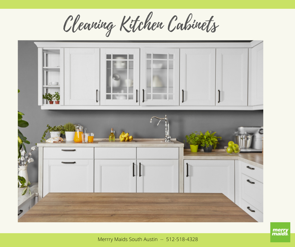Cleaning Cabinets In 2020 Cleaning Cabinets Clean Kitchen House Cleaning Services