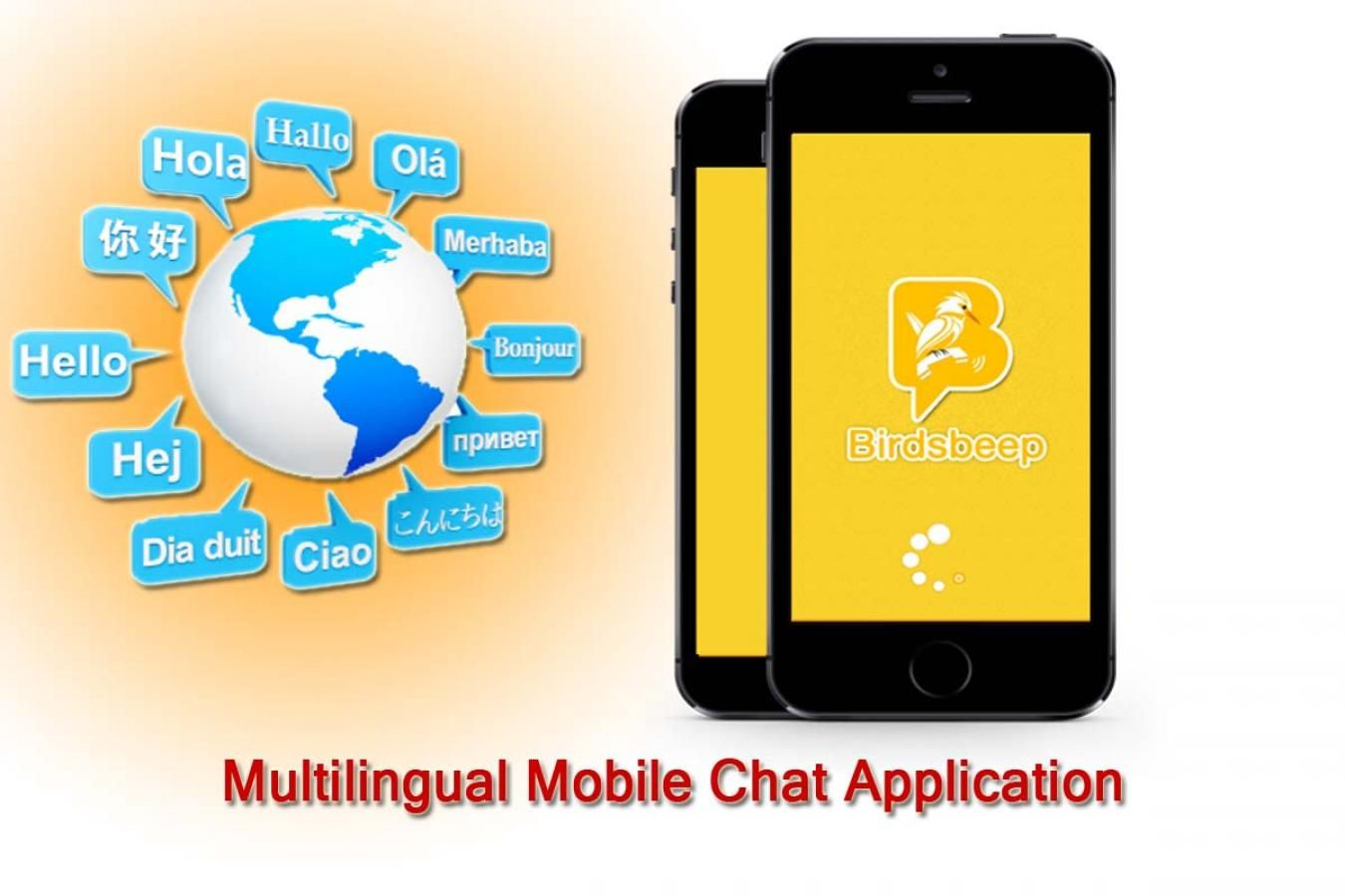 The Diversity Of Features In A Multilingual Mobile Chat