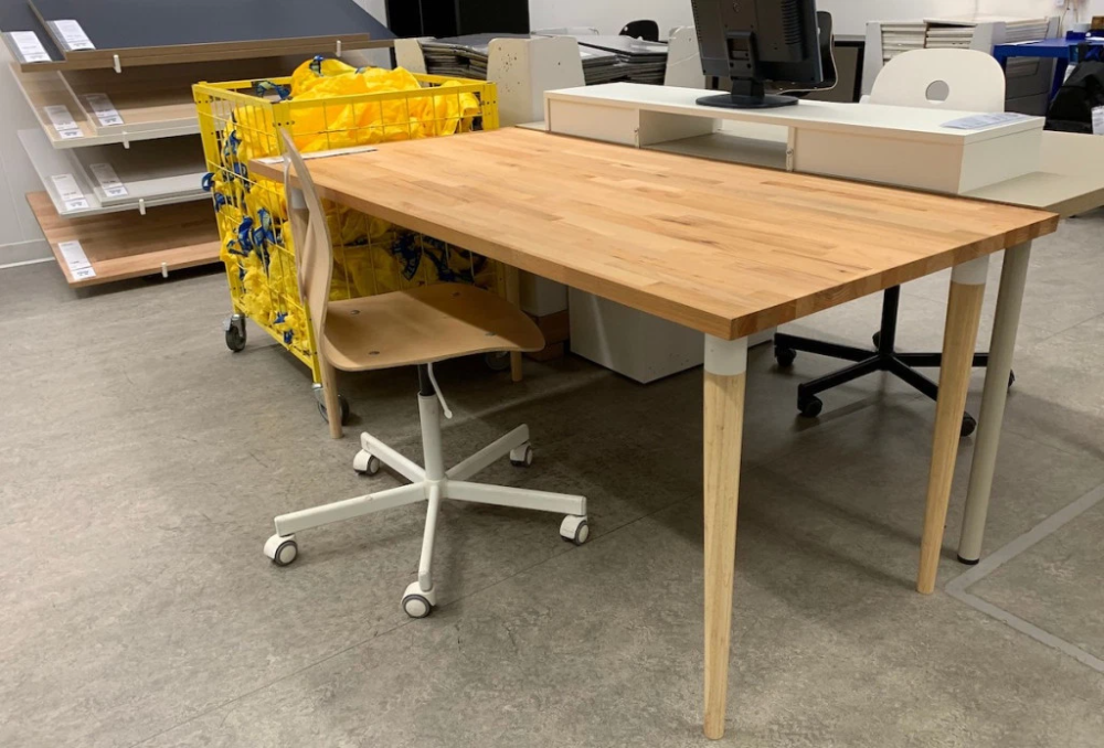 Best Ikea Table Tops To Buy Starting Under 10 Hip2save In 2020 Ikea Table Tops Ikea Wood Table Ikea Wood