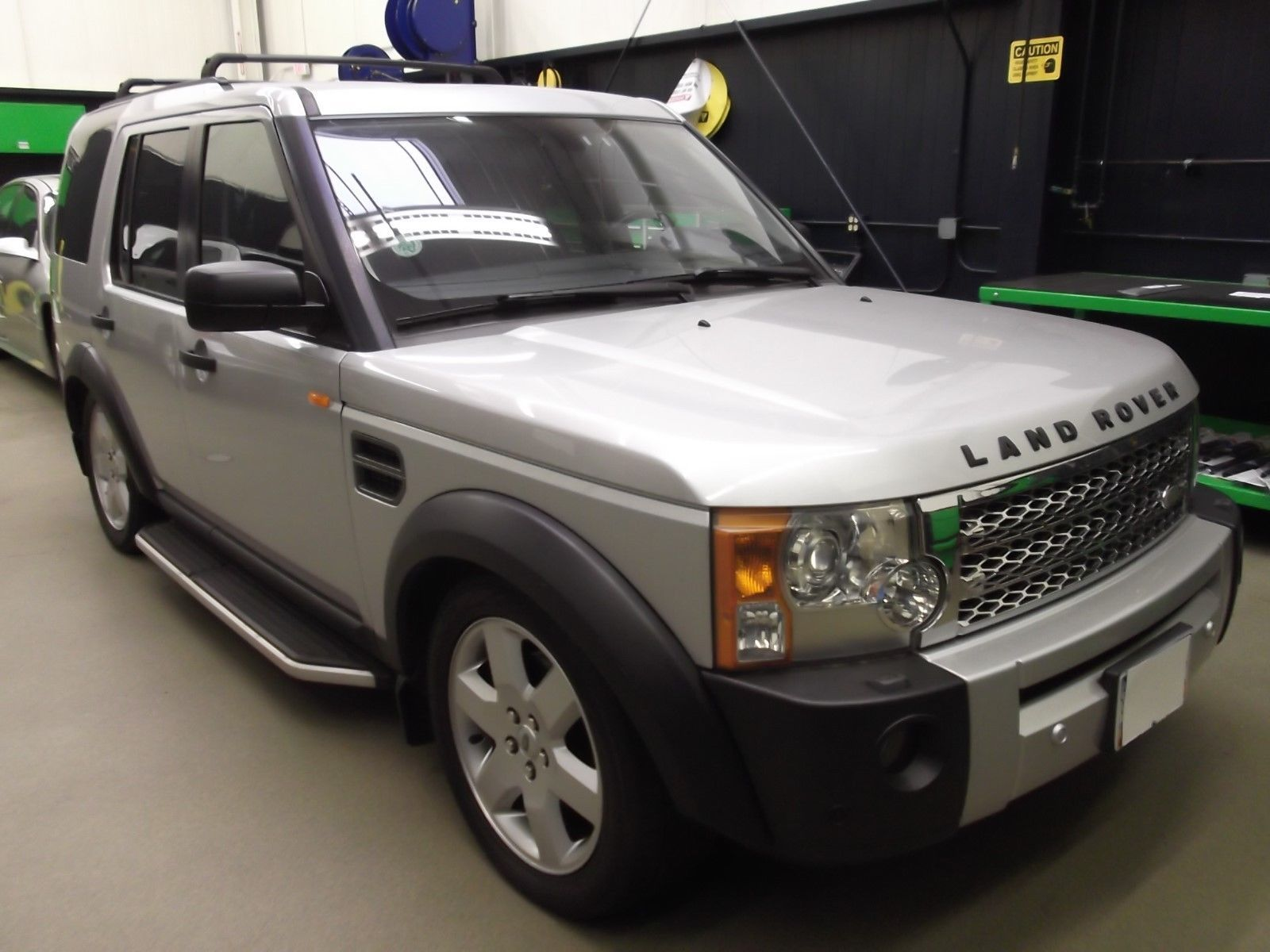 2006 Land Rover LR3 Leather/Wood Grain 2006 Land Rover LR3