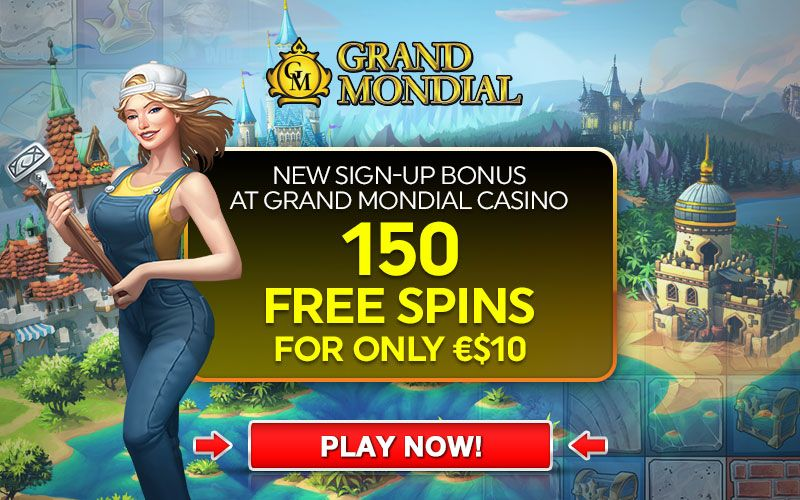 Grand Mondial Casino Sign In