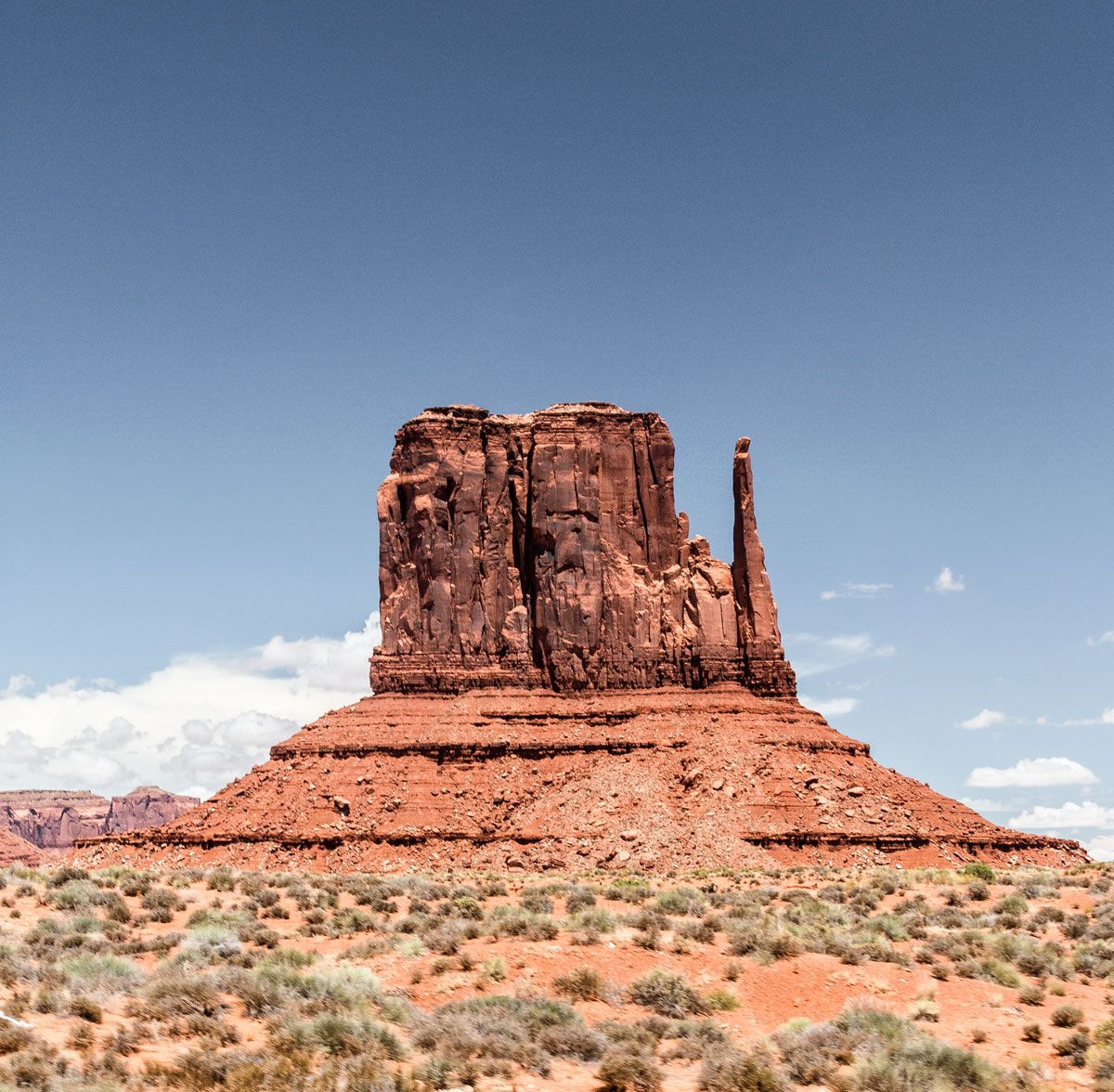 monument valley west mittens butte