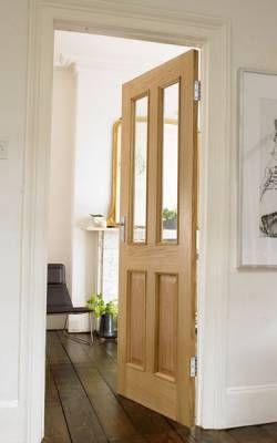 panel oak light glazed also internal in ticknell piece doors rh pinterest