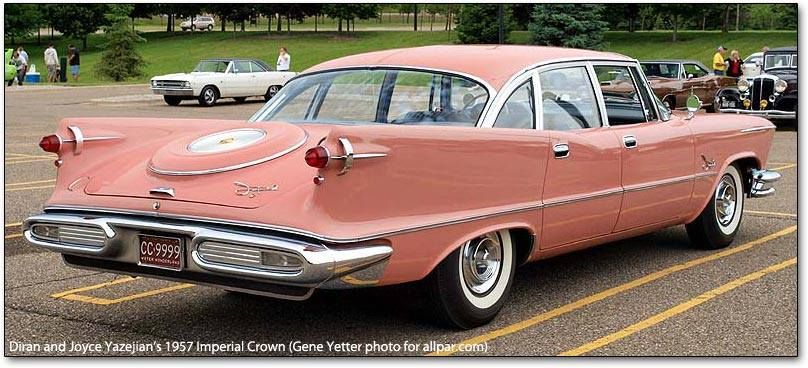 1957 Imperial Crown | COLLECTIBLES - Vehicular | Plymouth