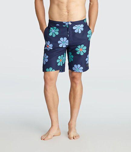 Jack Spade Mens 9 Decker Floral Boardshorts Jack Spade Mens Board Shorts Style Guides