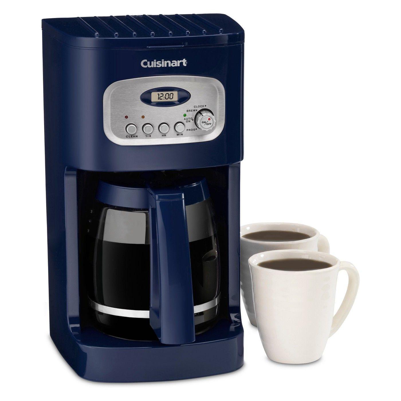 Cuisinart Programmable Coffeemaker Navy image 1 of 5