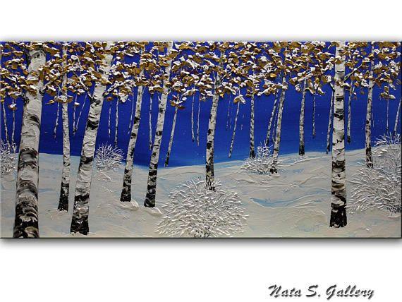 Dekorieren Sie Ihr Haus Und Büro Mit Der Einzigartigen Wandkunst Malerei  Von Nata S. Atmen Sie Wärme Und Leben In Jedes Interieur, Durch Die Einfühu2026