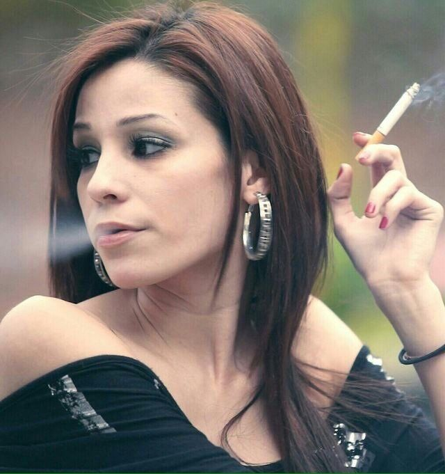 Smoking fetish normal