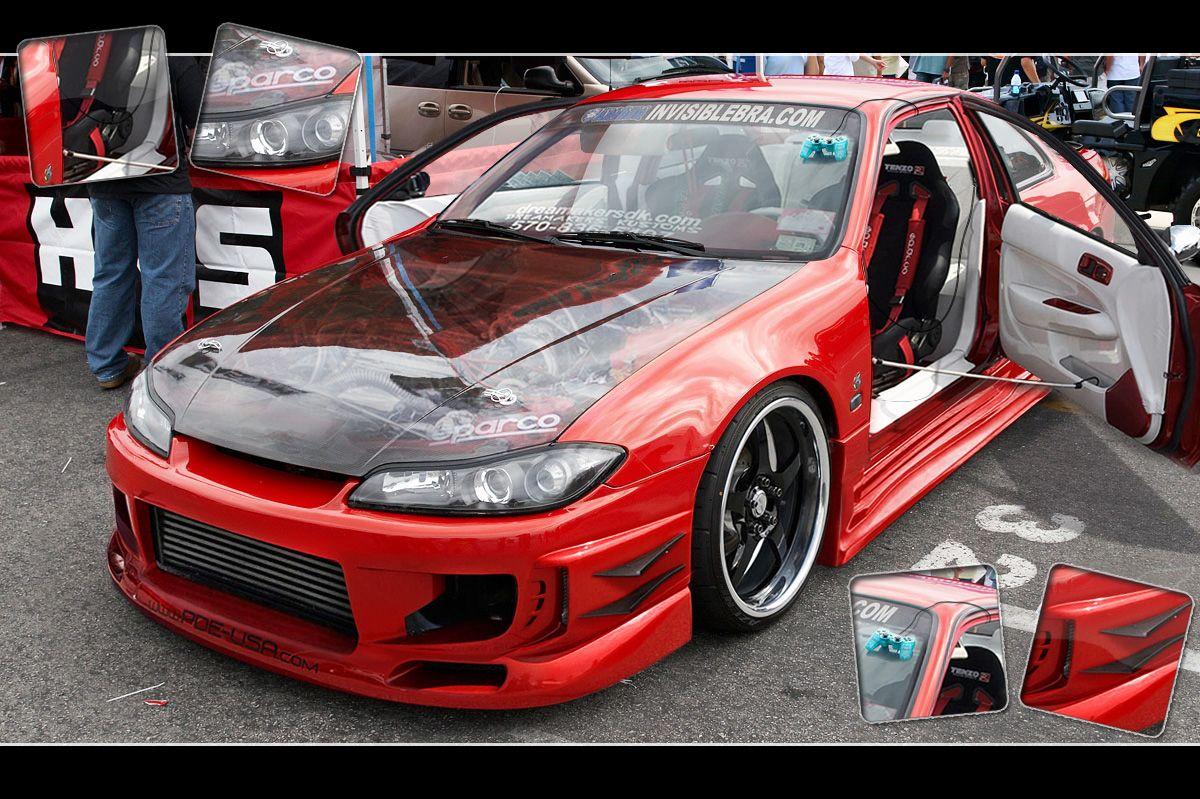nissan sylvia | tuning Nissan silvia S15