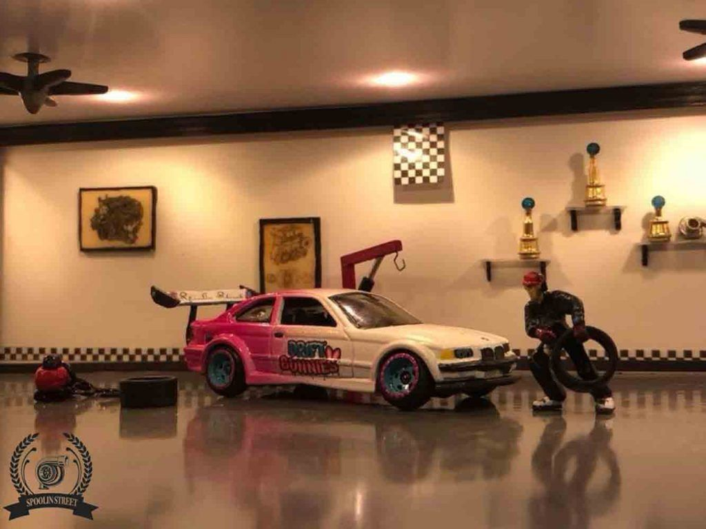 Diorama Showcase & Guide by @Spoolin_Street | My Custom Hotwheels