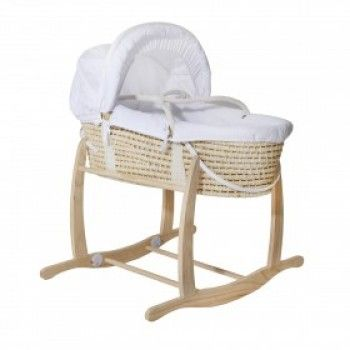 Babyco Moses Basket & Stand @ The Baby Factory $149.95 (was $249.95 ...