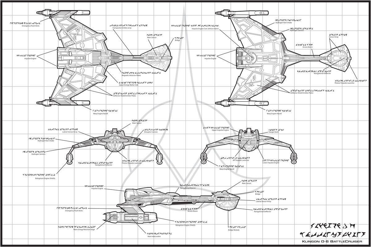 Starship Schematics Sean Tourangeau On Artstation At