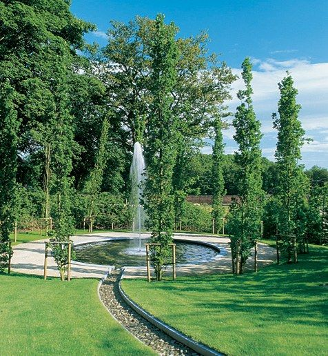 Wirtz International's Gardens of Earthly Delight Photos | Architectural Digest