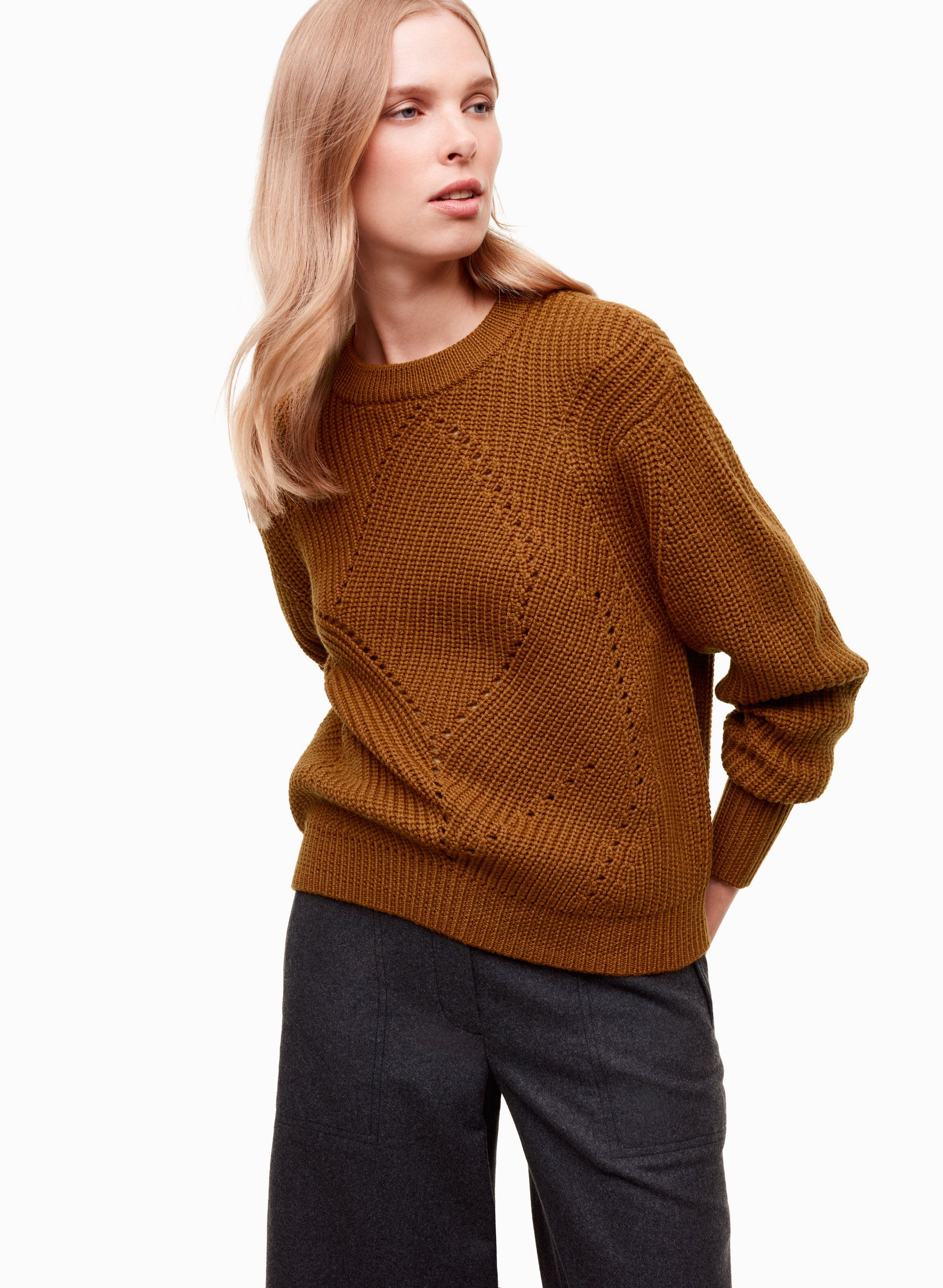 7f0a7b5374d9d Sweaters for Women. Wilfred SERMENT SWEATER