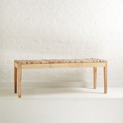 Swill Bench | Handmade furniture, Furniture, Handmade chair