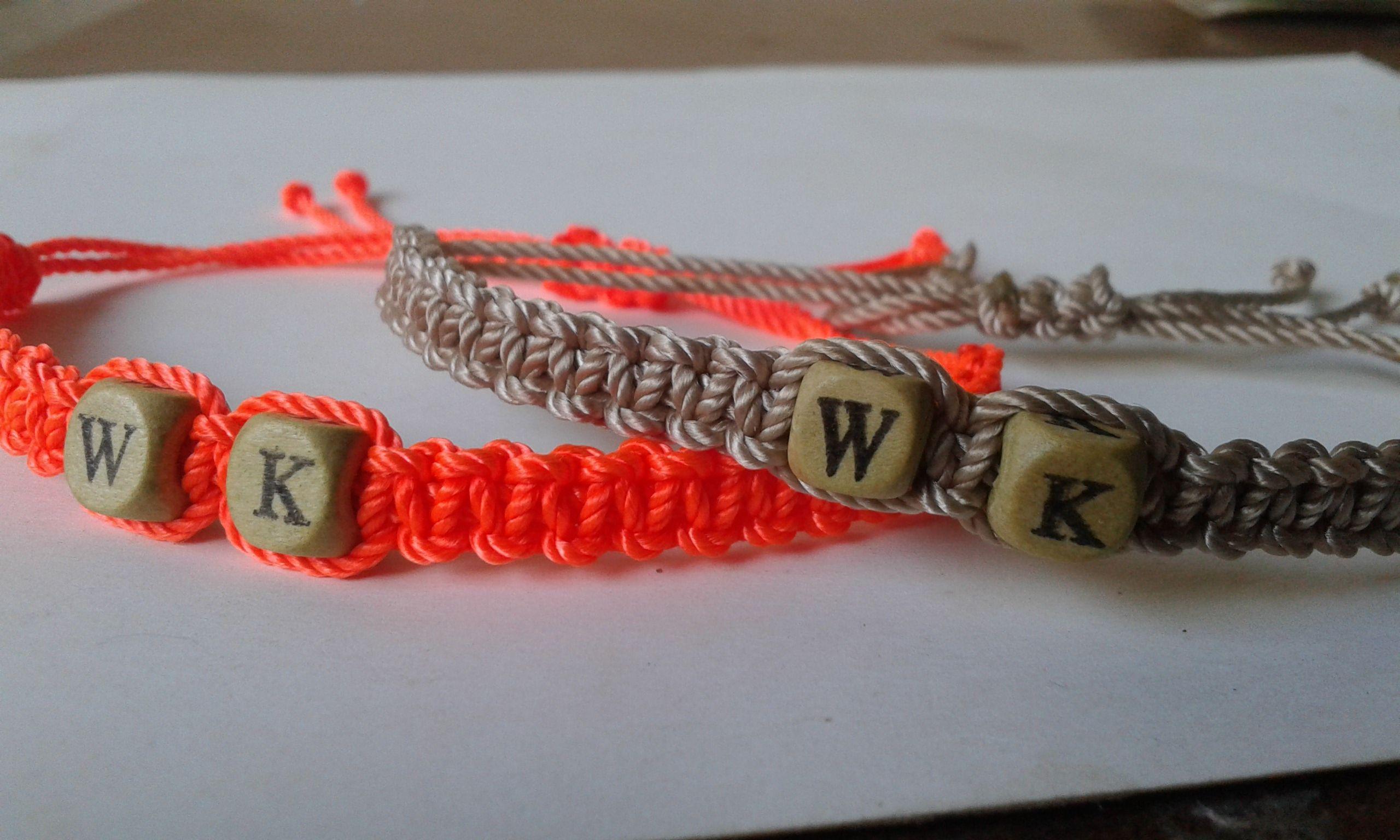 6d0950beb449 pulseras personalizadas con letras de iniciales
