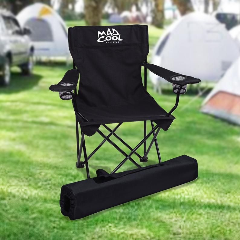 Custom Folding Chairs For Camping Or Beach W Your Logo Etsy Custom Folding Chairs Personalized Camping Chairs Personalized Camping