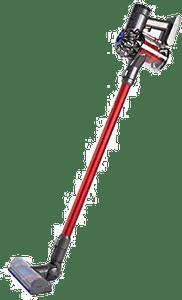 Dyson V6 Total Clean Fur 233 Beutelloser Akkustaubsauger Mit