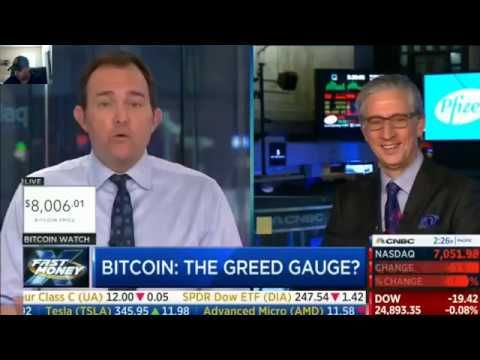 Cryptocurrency and the stock market