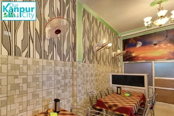 Zyka Restaurant Located In Parede Kanpur Mostly Famous For