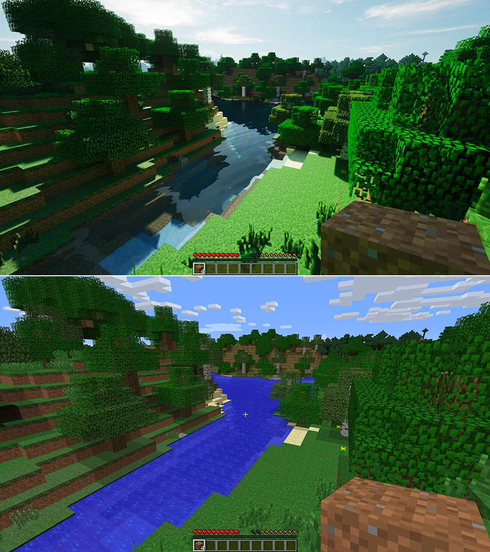 What Minecraft looks like with ray tracing... Skyrim