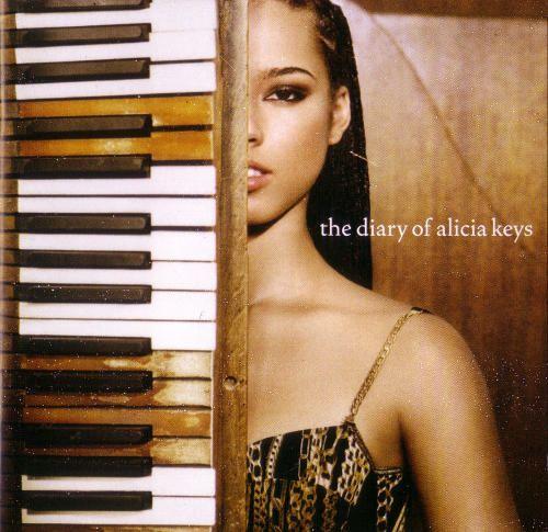 Listen to this. Alicia Keys. The Diary of Alicia Keys.