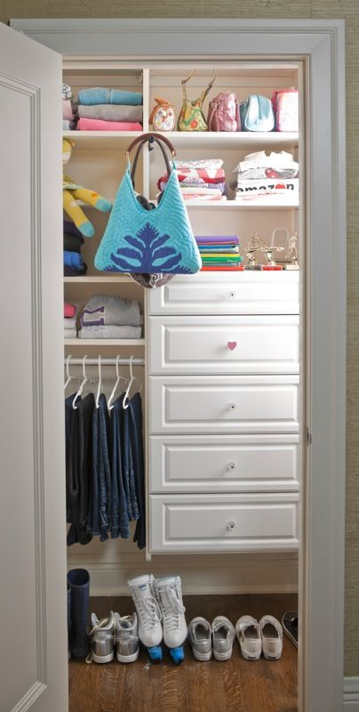 Organized Never Looked So Good! Check Out All Of Our Unique Ways To Make  The · California ClosetsCustom ...