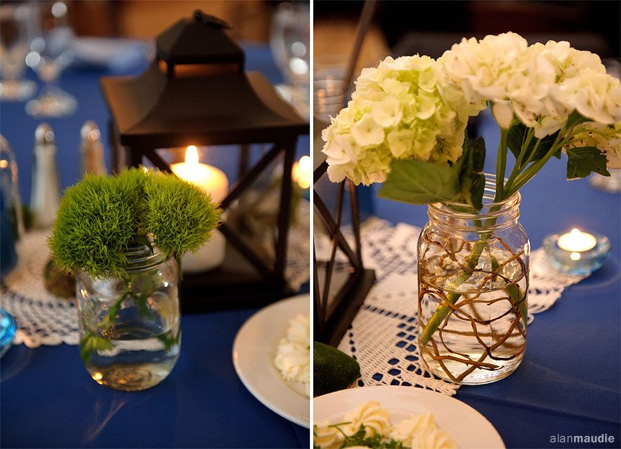 Diy Centrepieces Dianthus Hydrangeas Curly Willow Super Easy Lantern Purchased From Kiji Creative Centerpieces Diy Centerpieces Wedding Centerpieces