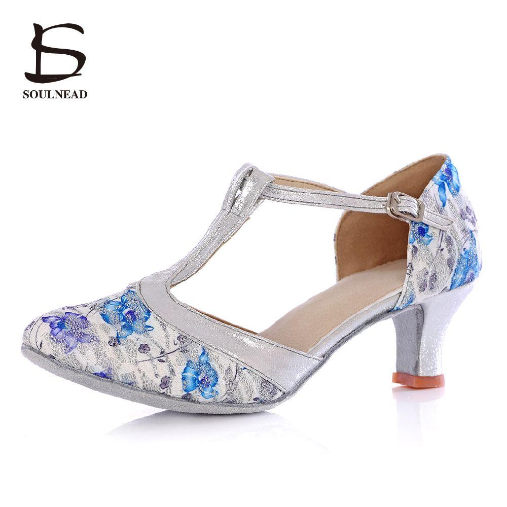 Hot Sale Adult Latin Dance Shoes For Women Lace-up Soft Sole Dansschoenen Dancing Shoes Girls Ballroom Tango Salsa Latin Shoes