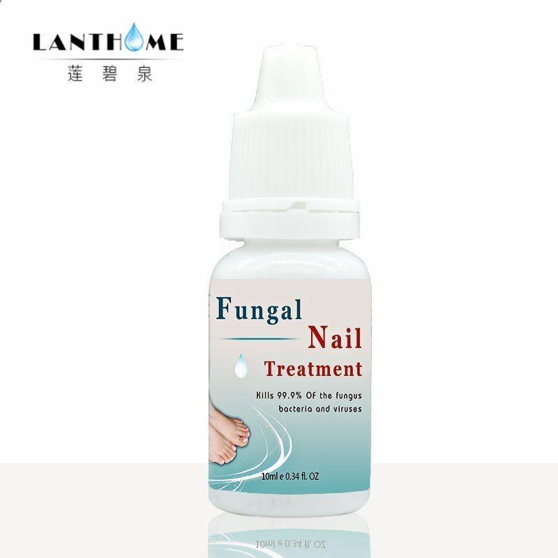 Lanthome Nail Treatment Onychomycosis Paronychia Anti Fungal Nail ...